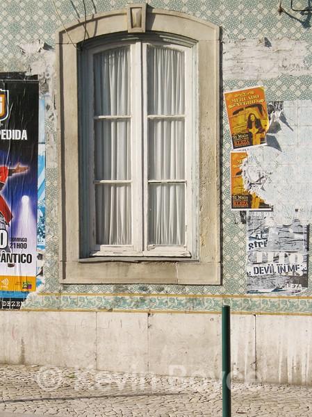 Window, Lisbon