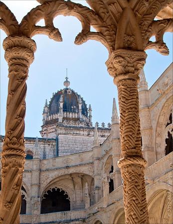 Jerónimos Monastery in Belém, Lisbon