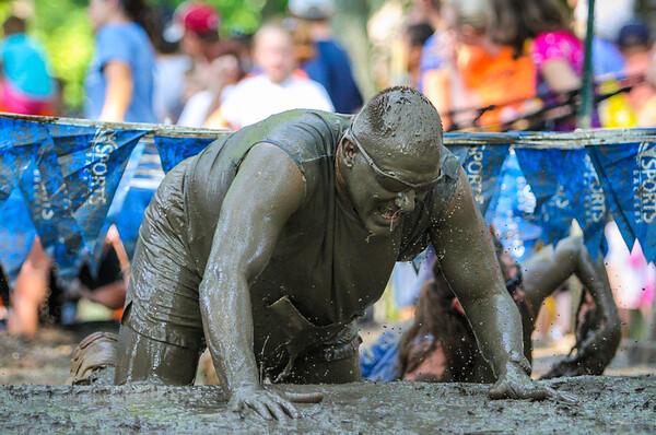 Mud Man !