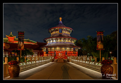 Walt Disney World  | Epcot World Showcase | China