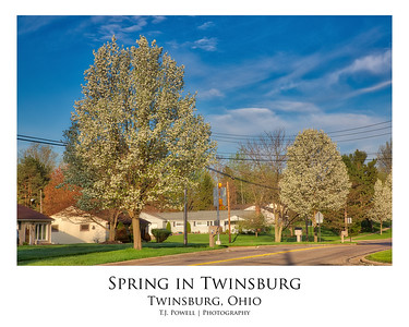 Spring in Twinsburg