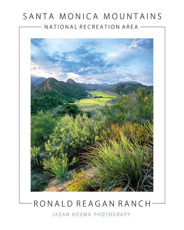 Ronald Reagan Ranch - Santa Monica Mountains