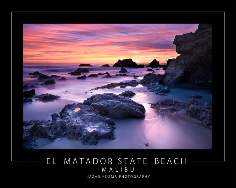El Matador State Beach - Malibu