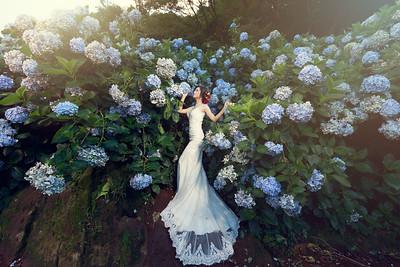 Pre-wedding-Evelyn-20170703-kaoHydrangea-5