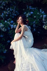 Pre-wedding-Evelyn-20170703-kaoHydrangea-6