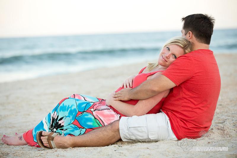 Jacksonville Beach Maternity and Newborn Photographer