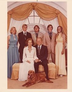 President Ford & Family