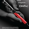 Tacky Elegance. Dri-Tac. Black and Red