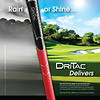 Rain or Shine. Dri-Tac Delivers. (Golf Digest Australia)