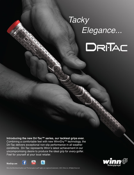 Tacky Elegance. Dri-Tac. Grey.