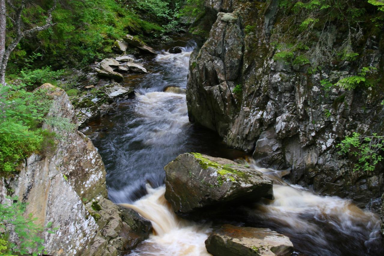 Scottish Highland Stream