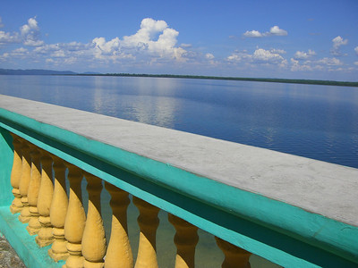 Lake Peten Itza - Guatemala