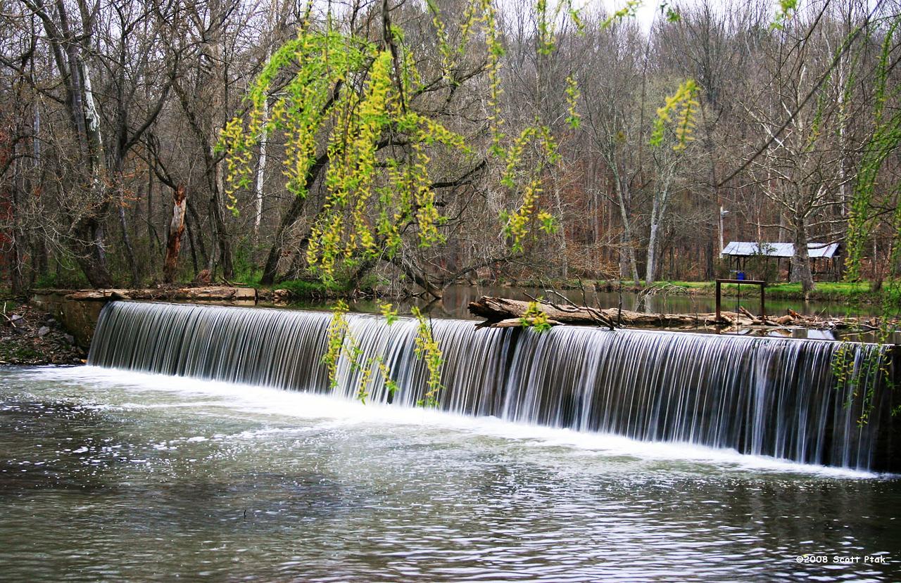 Prater's Mill Falls, Varnell, Georgia