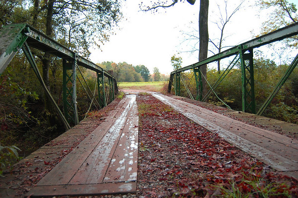 Bridge in Fall