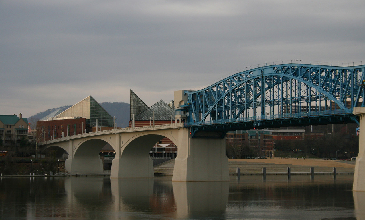 Market Street Bridge - Chattanooga, Tennessee