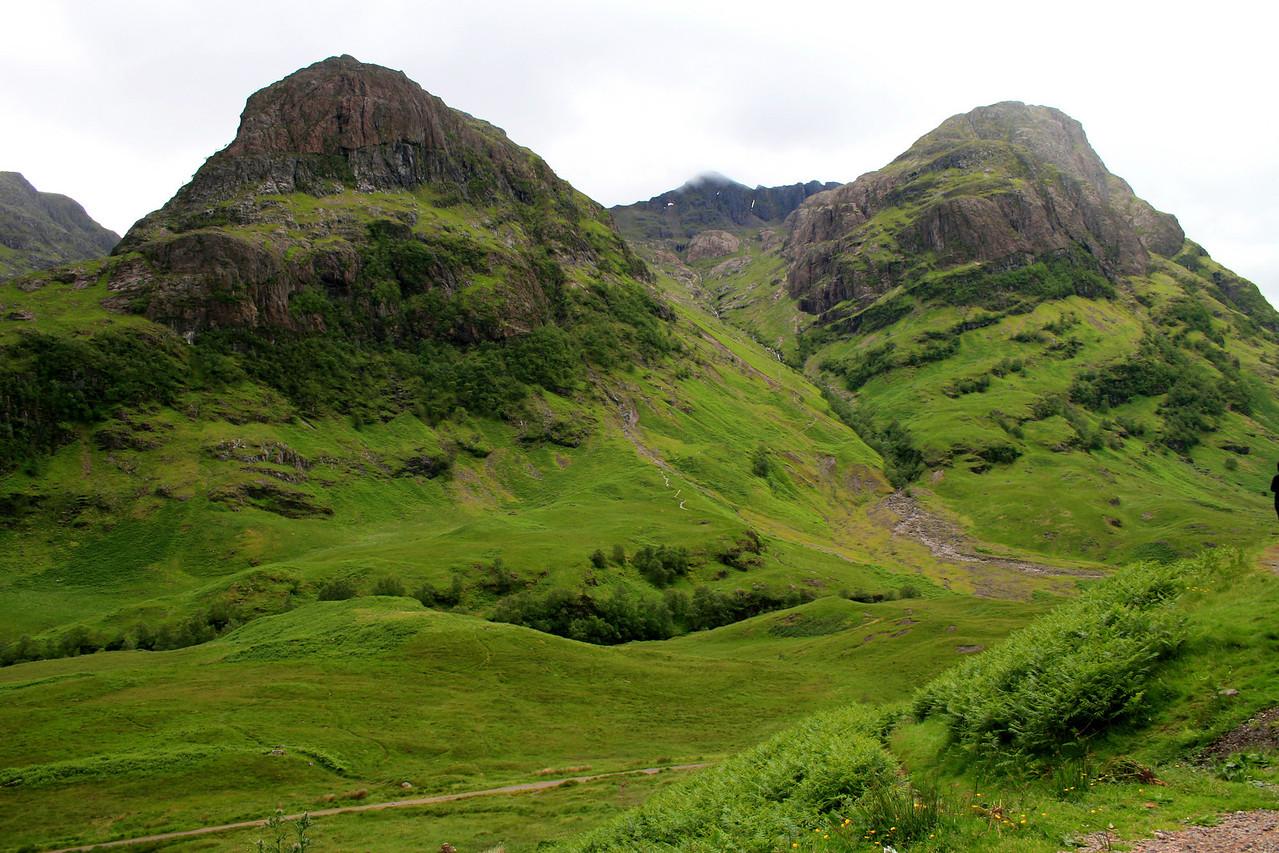 Scottish Highlands - Glen Co