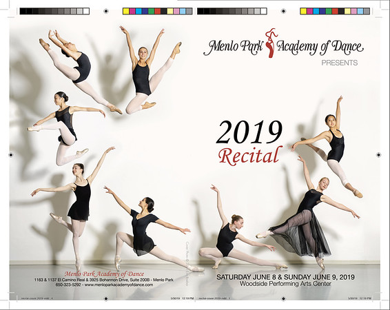 Brochure for Menlo Park Academy of Dance Photography: Eric Raeber Graphic Design: Gwen Hautefeuille Dancers: Nathalie Ho, Greta Hoffman, Chloe Hickman, Catey Vera, Sarah Dorosin, Lucida Fu, Saki Matsumoto, Leighton Shiveley