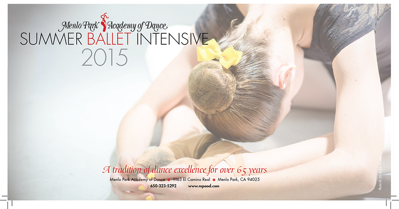 Summer Intensive brochure 2015
