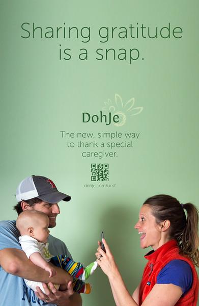 Advertisement for Dohje