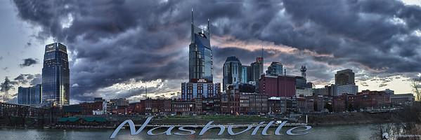 Nashville Panorama