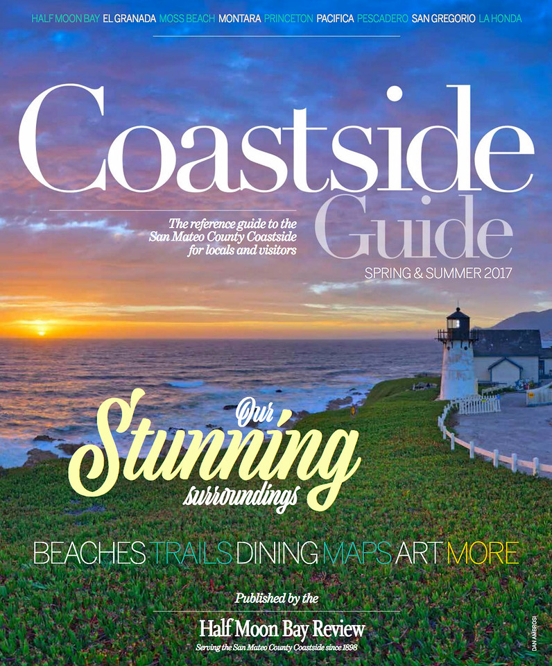"My second magazine cover for the Coastside Guide.<br /> See: <a href=""https://issuu.com/wickcommunications/docs/coastsideguide_spring2017_web"">https://issuu.com/wickcommunications/docs/coastsideguide_spring2017_web</a>"