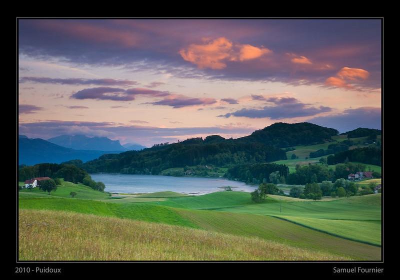 Lac de Bret - Vaud - Juin 2010