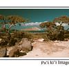 Framed Manana Island