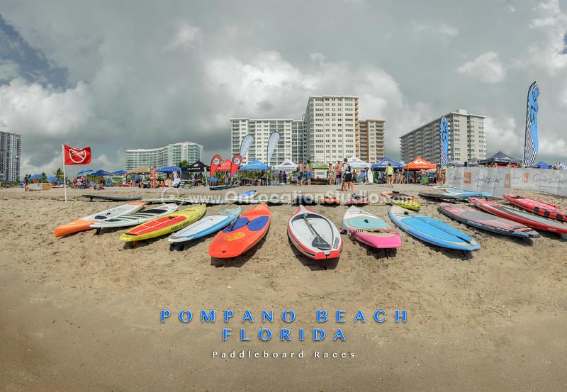 PB paddleboard races