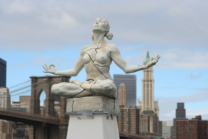 Brooklyn Bridge artshow