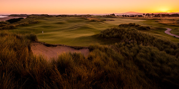 Barnbougle Before the Rise
