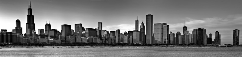 Chicago's Wonderful skyline.
