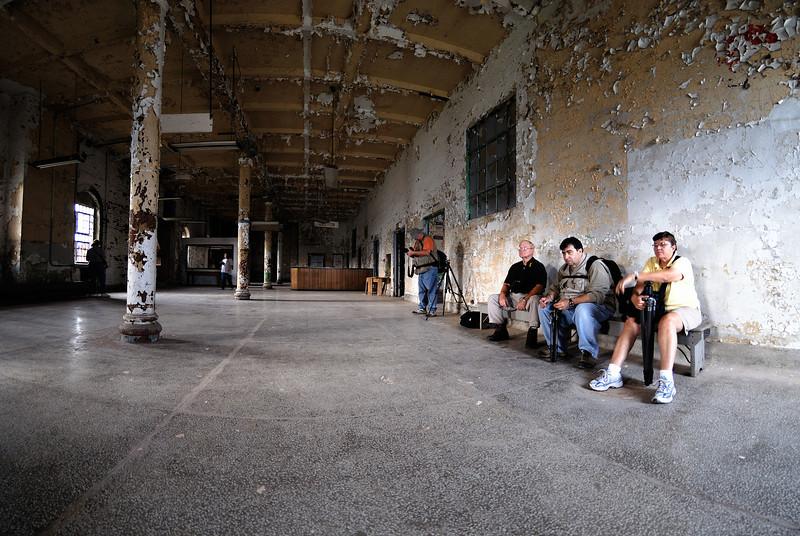Prison Library - Mansfield Reformatory