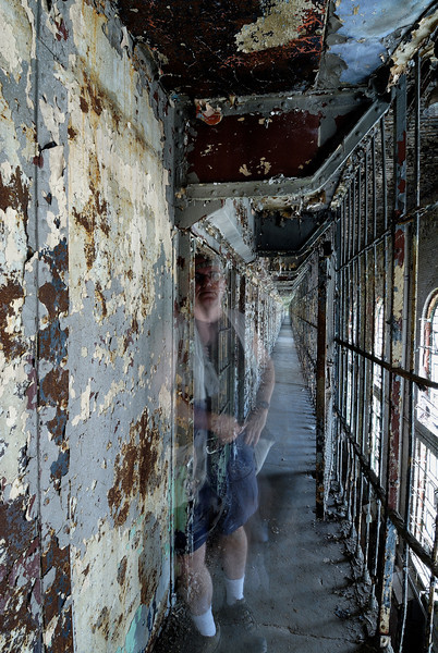 Ghost at the Reformatory