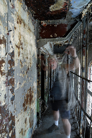 Ghost at the Mansfield Reformatory