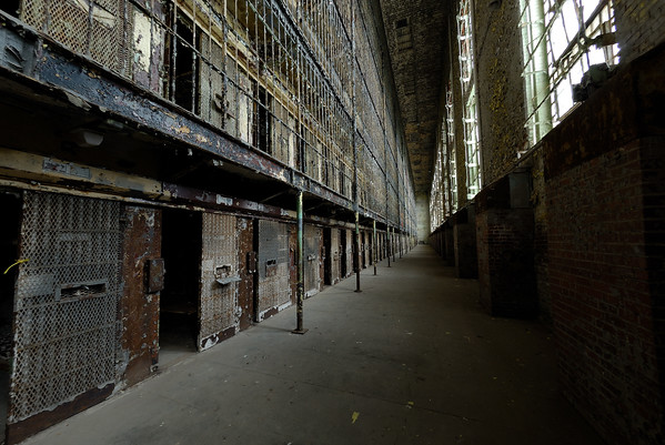 Cell Block - Mansfield Reformatory