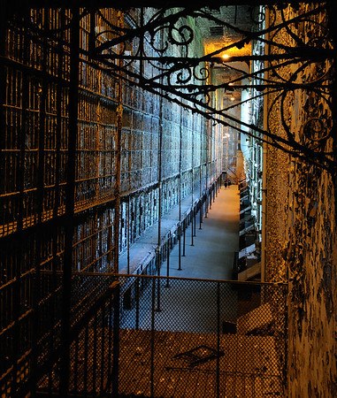 East Cell Block  - Mansfield Reformatory 2008