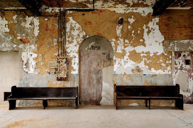 Jesus Room - Mansfield Reformatory 2008