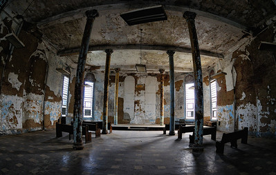 Chapel at the Mansfield Reformatory