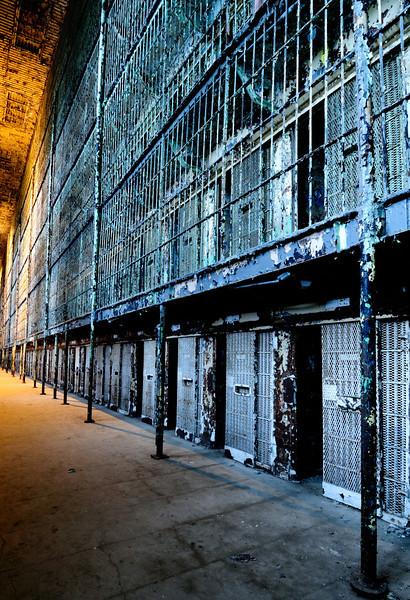 Eastern Cell Block - Mansfield Reformatory 2008
