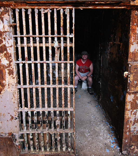 Cell - Mansfield Reformatory 2008