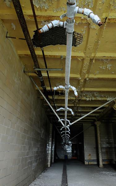 Shower Room - Mansfield Reformatory 2008