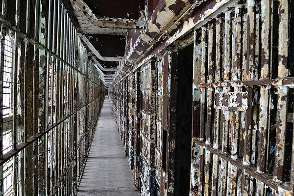 East Cell Block - Mansfield Reformatory 2011