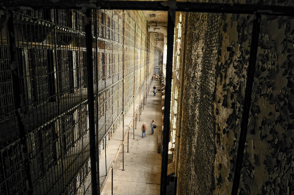 West Cell Block - Mansfield Reformatory 2011