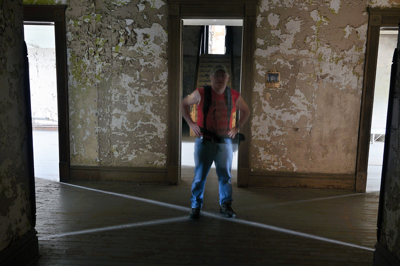Ghostly Xman - Mansfield Reformatory 2011