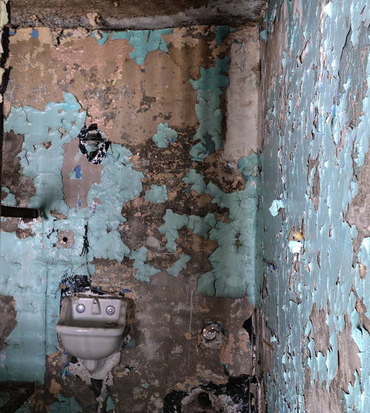 Cell Sink - Mansfield Reformatory 2011