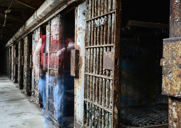 Ghost at the Mansfield Reformatory 2011