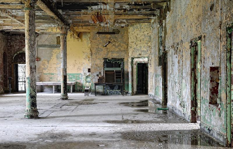 Hospital - Mansfield Reformatory 2011