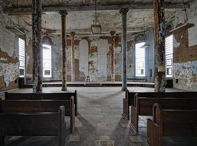 Chapel - Mansfield Reformatory 2011