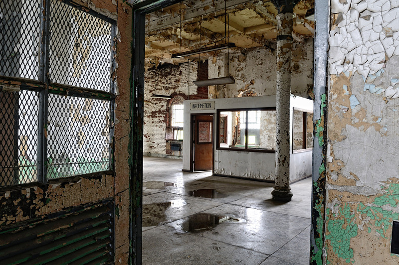 Library - Mansfield Reformatory 2011