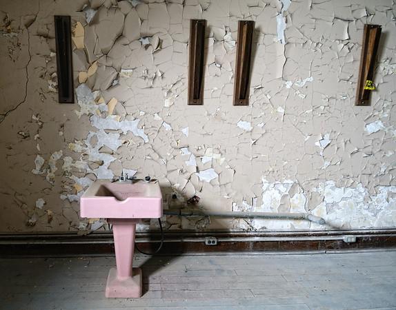 Pink Sink - Mansfield Reformatory 2011